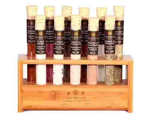 The Spice Lab Sea Salt Premium Gourmet Sampler