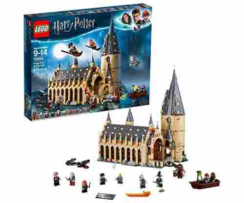 LEGO 6212644 Harry Potter Hogwarts Great Hall Building Kit