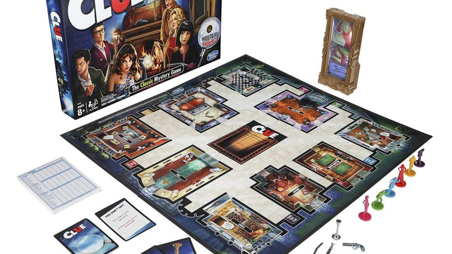 Our 5 Favorite Murder Mystery Games!