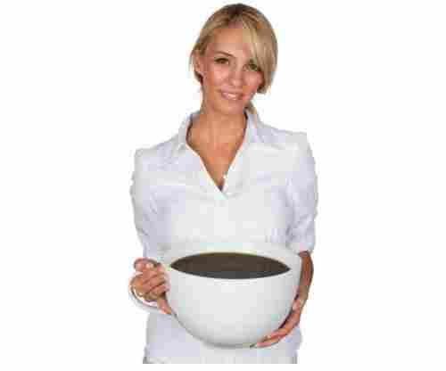 Worlds Largest Gigantic Coffee Mug