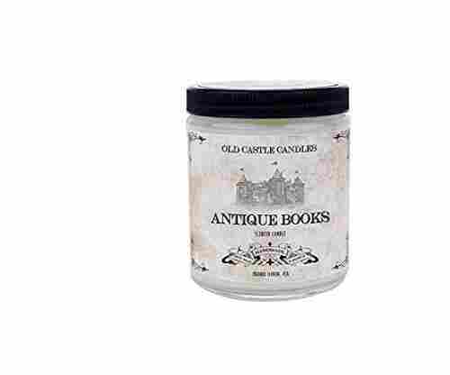Antique Books Candle Scent