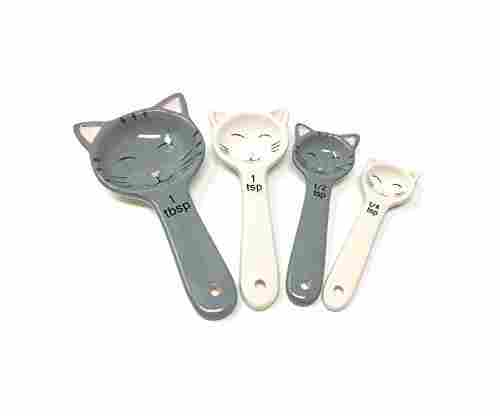 Bits and Pieces – Ceramic Cat Measuring Spoons
