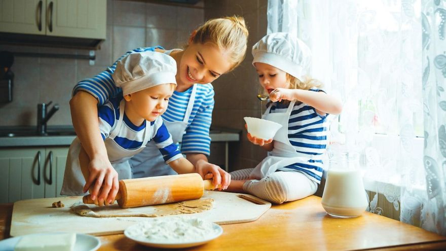 Easy Cooking With Your Kids: Recipe Ideas