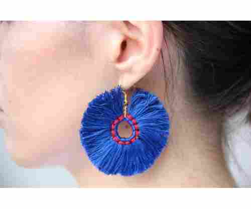 A Great DIY Gift Idea for a Girl? Tassel Earrings You Designed Yourself!