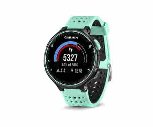 Garmin Forerunner 235 GPS Running Watch in Frost Blue
