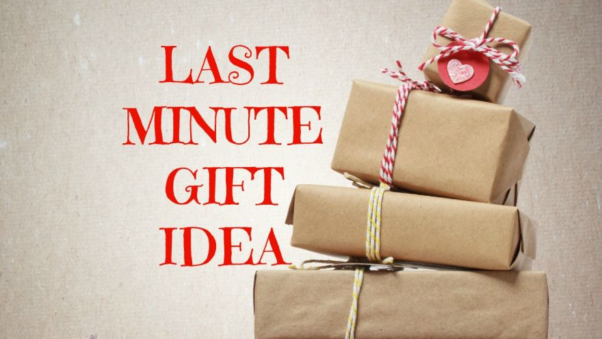 Last Minute DIY Gift Ideas That Will Save the Day!