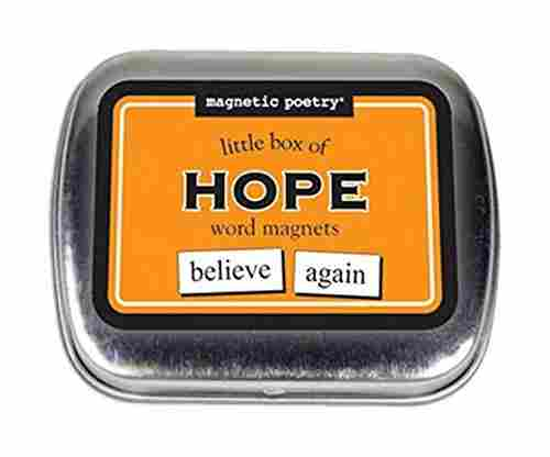 Magnetic Poetry – Little Box of Hope Kit