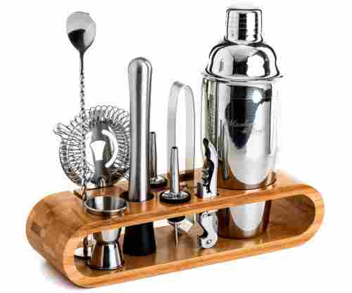 Mixology 10-Piece Bartender Kit
