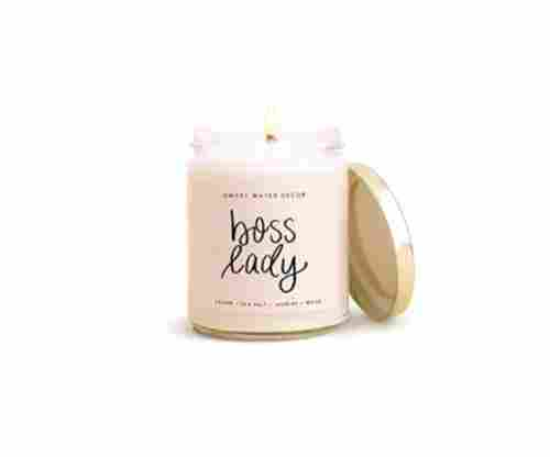 Sweet Water Decor Boss Lady Scented Candle