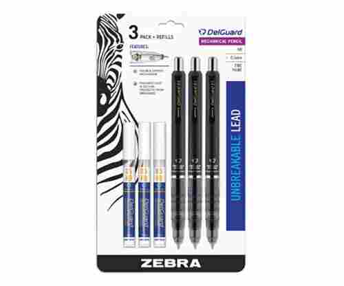Delguard by Zebra Mechanical Pencils