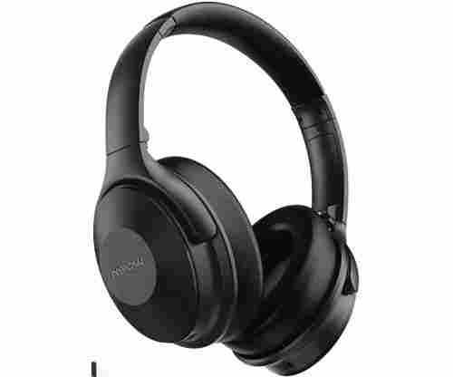Mpow BH381 Black Bluetooth Wireless Over-Ear Headphones