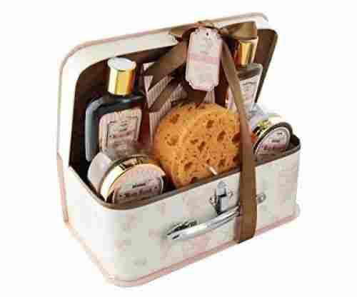 Honey & Green Tea Exclusive Spa Gift Basket