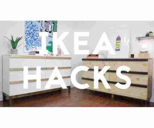The 5 Most Popular IKEA Hacks Everyone Should Know About!