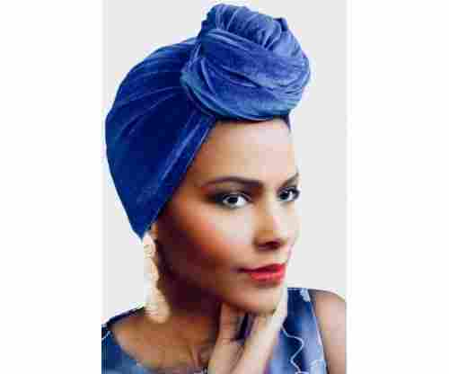 The Regal Wrap Velvet Headwrap