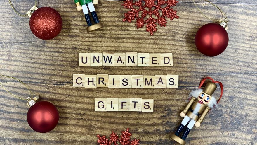 Do Some GOOD With Your Unwanted Gifts!