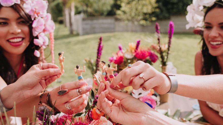 Our Favorite Bachelorette Party Favor Ideas!
