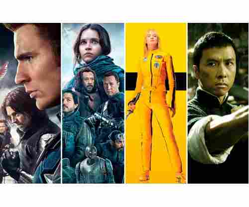 The 10 Best Action Movies of All Time Your Man Will Enjoy Watching With You!