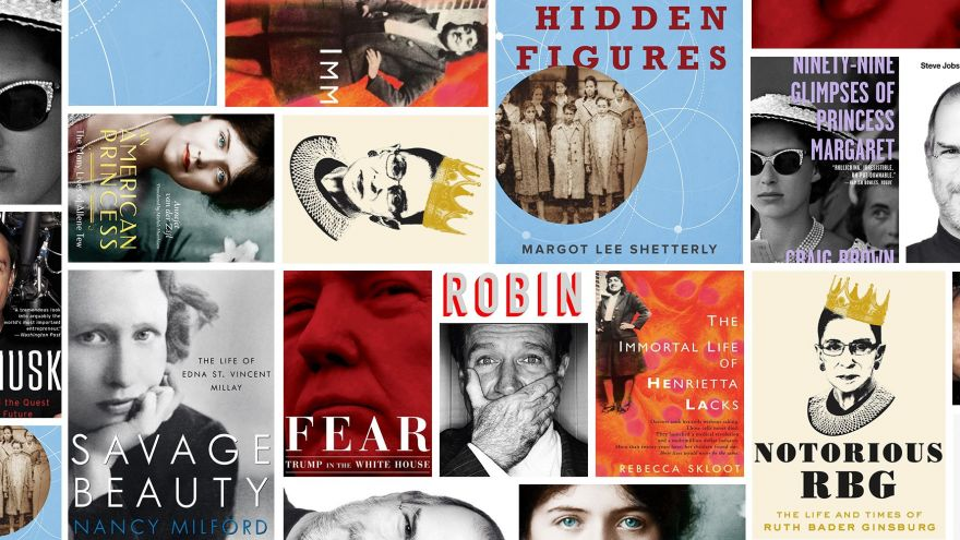 The Best Autobiographies to Give the Person in Your Life Who Loves to Read a Good Book!