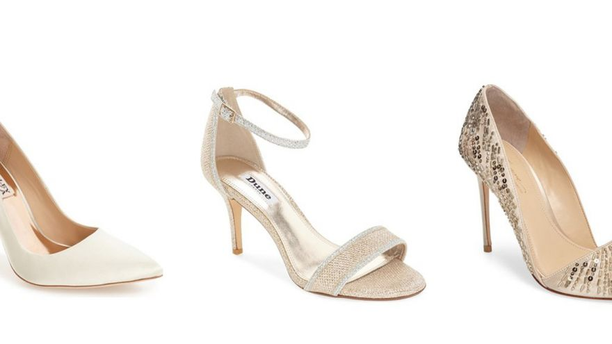 Our 10 Favorite Bridal Shoes That Won't Break the Bank
