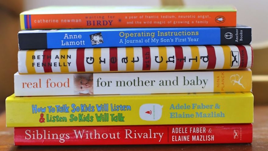 The 10 Best Parenting Books New Parents Swear By!