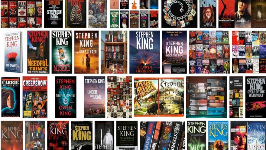 The Best Stephen King Books According to Our Office Bookworms