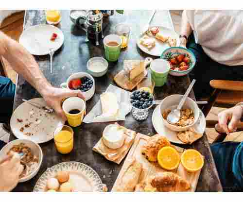 Breakfast Potluck Ideas On Our List!