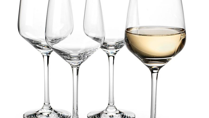 Crystal Wine Glass Sets for Less than $100!
