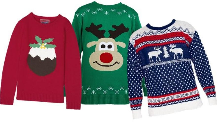 Christmas Jumpers to Set You in the Mood for Xmas