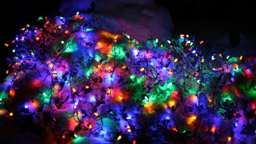 Keeping Your Xmas Lights On All Year Long: Ideas On Where To Put Them
