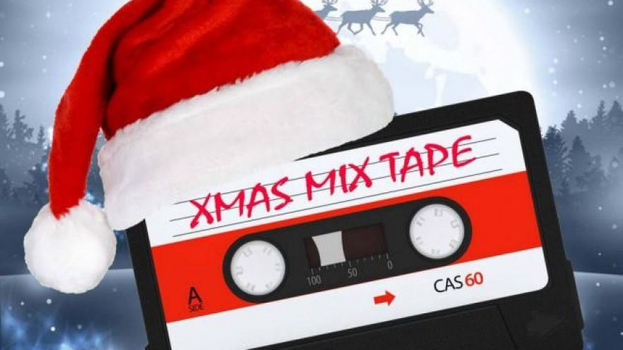 Our Top 5 Xmas Songs Compilations!