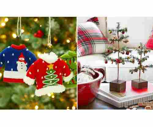 5 Christmas Tree Decorations That Work as a Gift as Well!