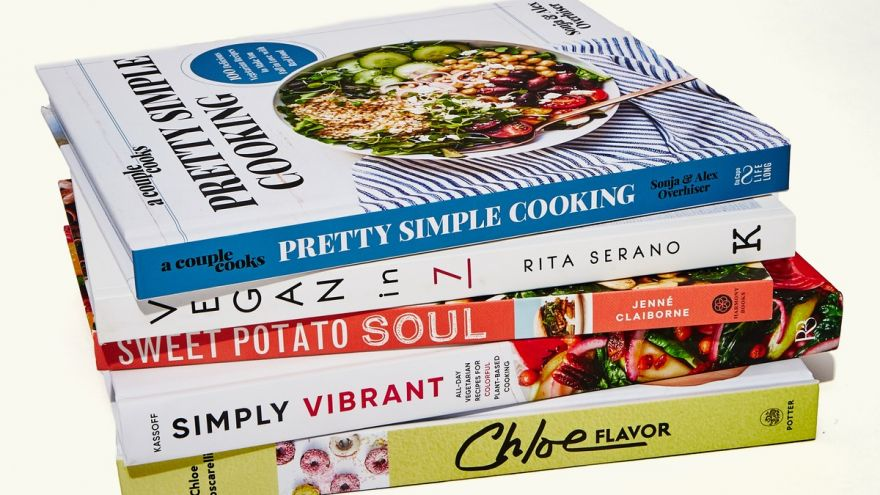 10 Cookbooks on Our Wish List!