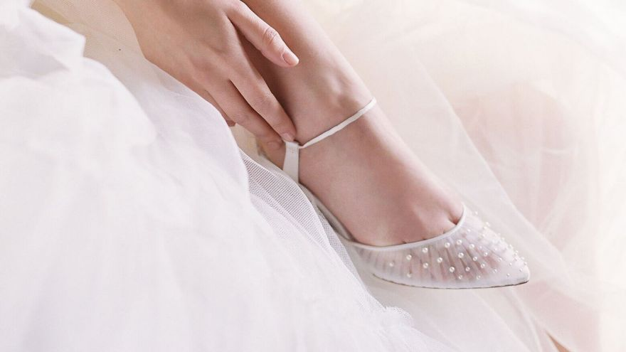 10 Wedding Flats That Will Make You Forget Any High Heel Option On Your List!
