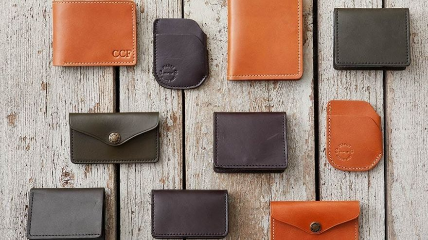 Our Favorite Wallets for Men that Make for a Luxury Gift!
