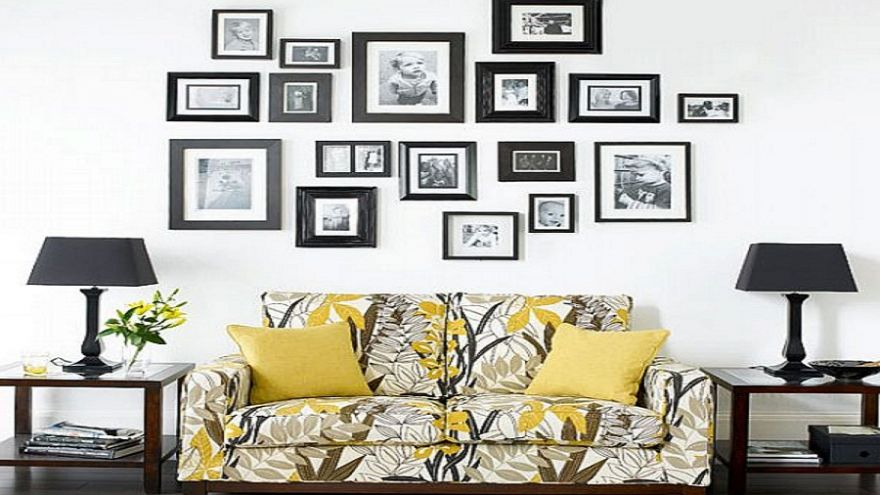5 Ideas to Display Your Family Photos at Your Home