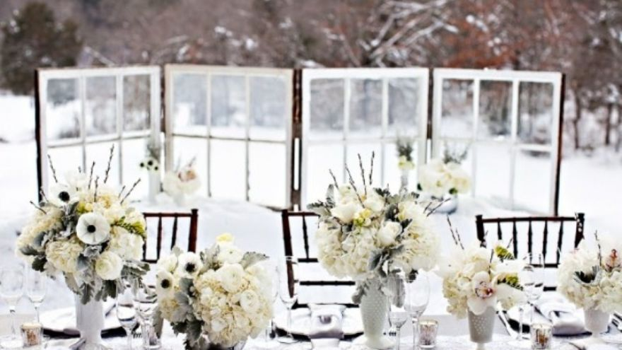 Dinner Party Favor Ideas: Winter Edition