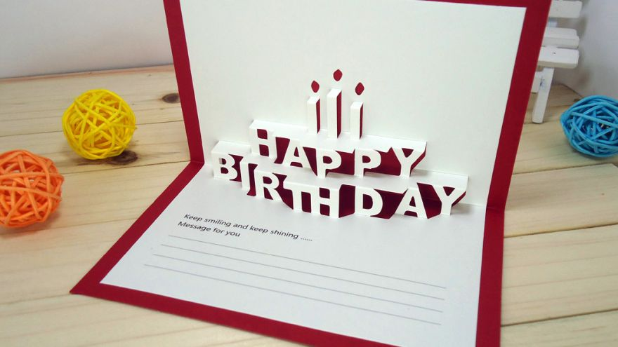 How To Make A Birthday Card The Supplies You Will Need And Some Of Our