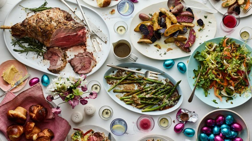 Our Favorite Easter Dinner Ideas: The Easter Recipes You Can Make in Less Than 30 Minutes!