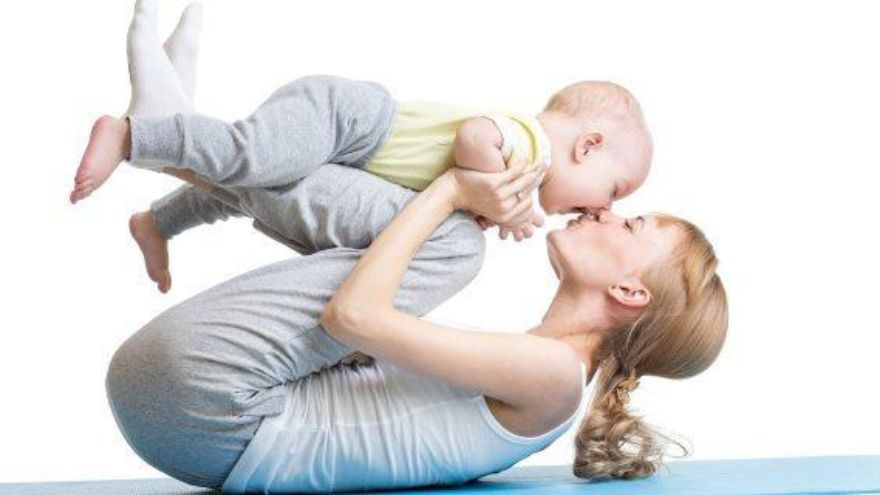 Exercise with Baby Classes: Yes or No?