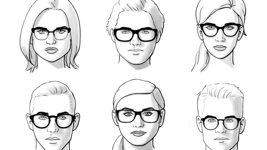 Sunglasses and Face Shapes: Choose the Right One