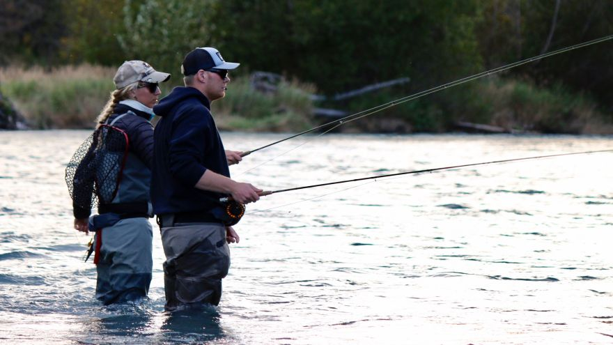 10 Reasons Why You Should go Fishing with Your Husband!