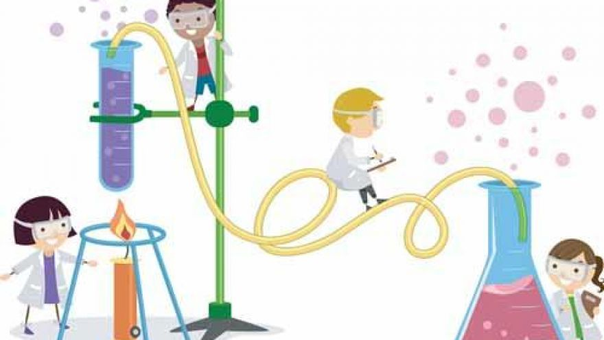 Home Experiments to Get Kids Excited About Science