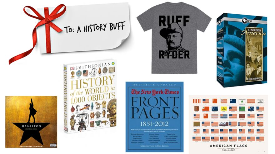 Got a History Buff on Your Xmas Shopping List? Check Our Best Gifts for History Buffs!