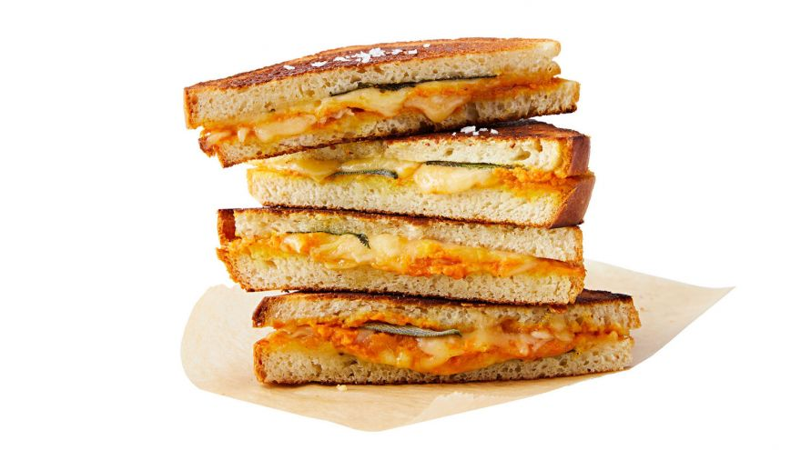 The Grilled Cheese Sandwich Recipes Perfect for Any Party You're Hosting!