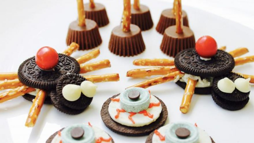 Halloween Treat Ideas you Can Easily Homebake!
