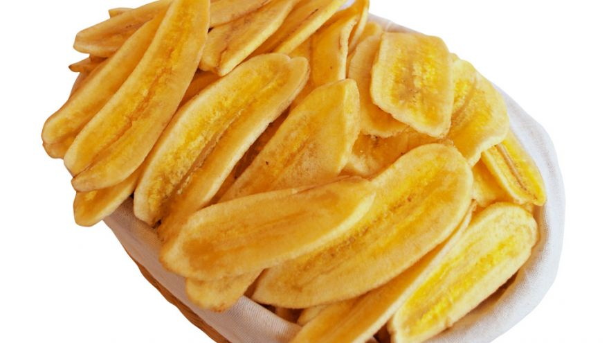 The Super Healthy Snacks Good as Your Favorite Chips