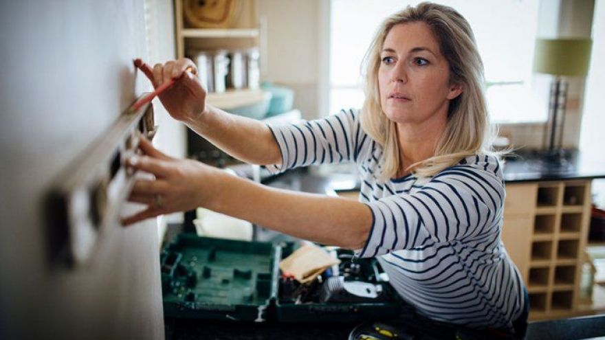 The Home Improvement Tools Every Woman Should Own, Even if There is a Man in the House