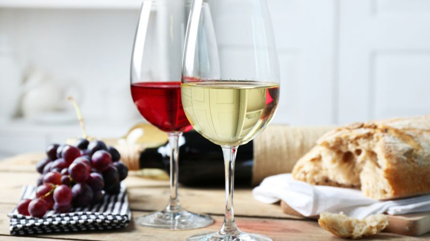 How Many Calories in a Glass of Wine?