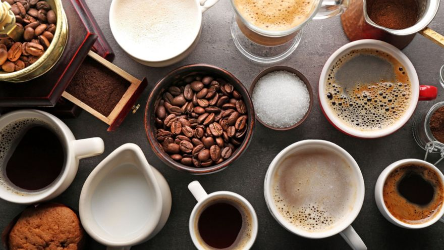 How Much Caffeine is There in a Cup of Coffee? Caffeine in Different Types of Coffee Explained
