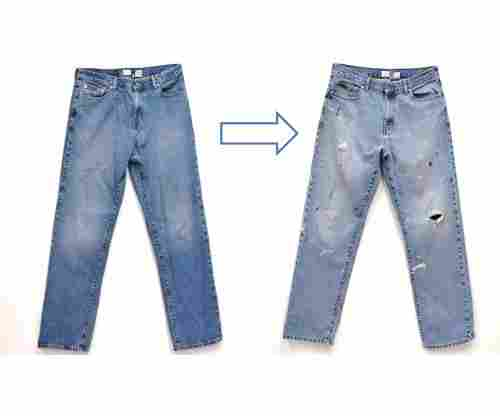 How to Distress Jeans: Quick Tutorial and What You'll Need to Do It in a Few Easy Steps!